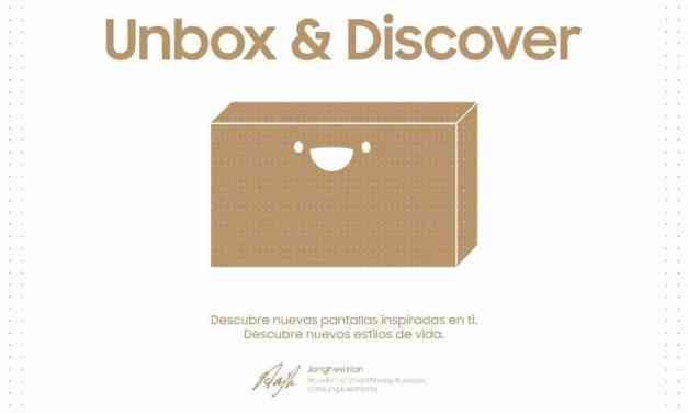 Agéndalo: veamos que se viene de nuevo en el Unbox & Discover 2021