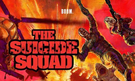 """¡Tenemos nuevo tráiler y posters de """"The Suicide Squad""""!"""