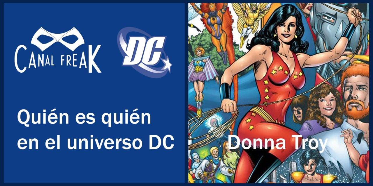 [Quién es quién] Donna Troy