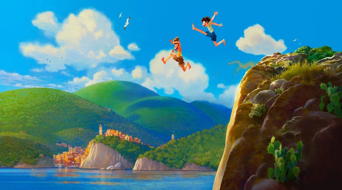 Luca: la nueva película de Disney Pixar en palabras de su director Enrico Casarosa