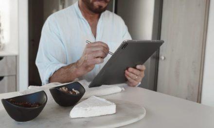 Galaxy Tab S7: una fuerte aliada para artistas y diseñadores