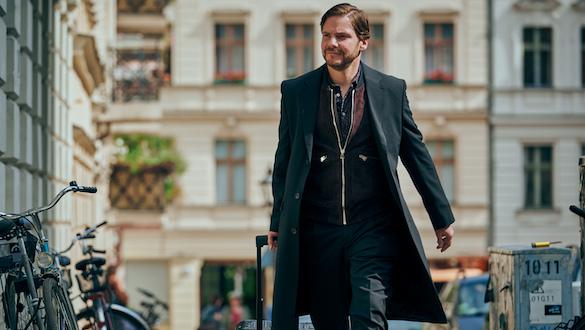 """Daniel Brühl y su debut como director: """"Quería ser capitán del barco por lo menos una vez"""""""