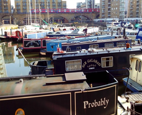 1 Limehouse Basin Canalfriends Tailor made holidays
