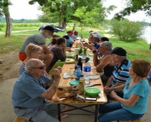6 jours de Garonne, la Cale de Lestiac 3
