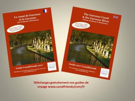 guide de voyage; canal de garonne; garonne