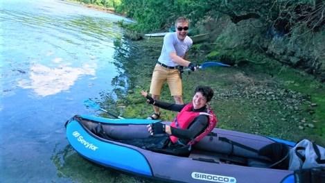 canoe; handicap; handbike