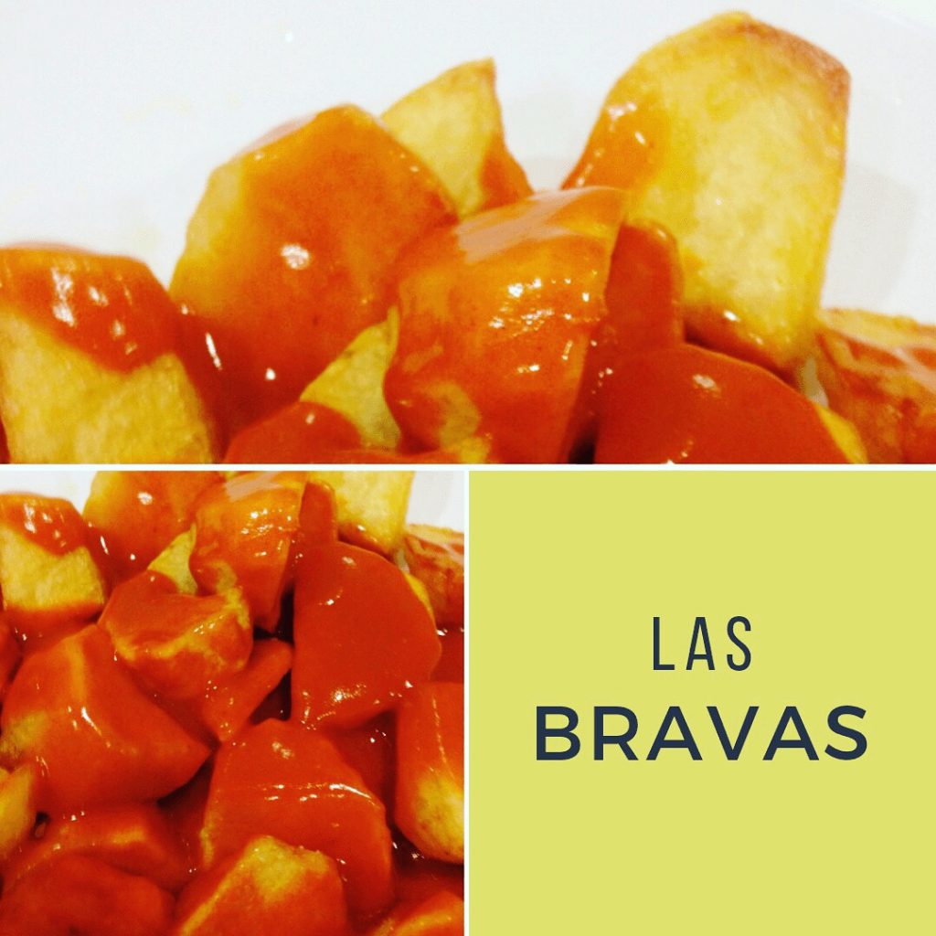 Las Bravas