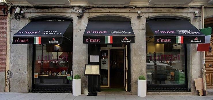 Restaurante o'mast