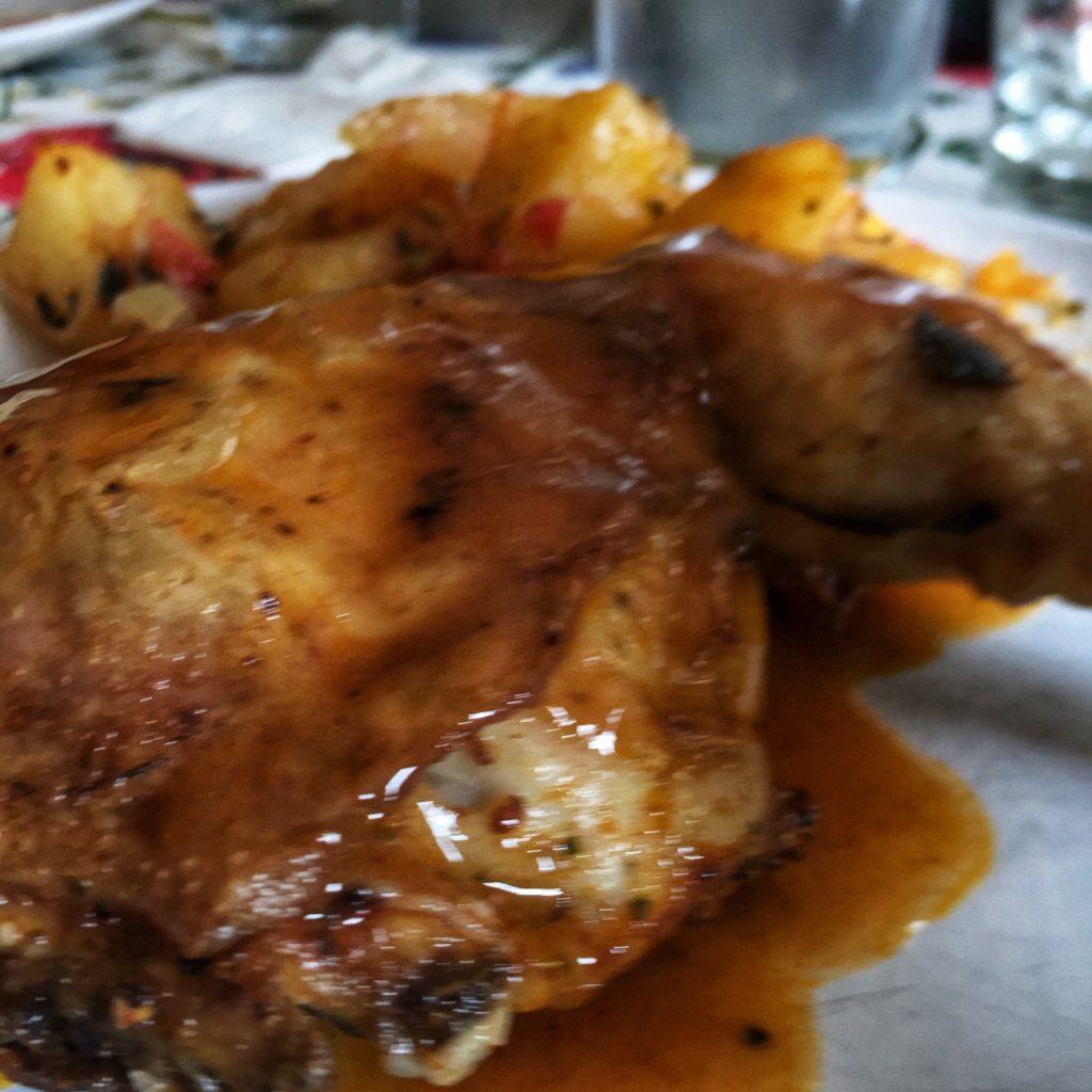 Pollo asado Canalla II
