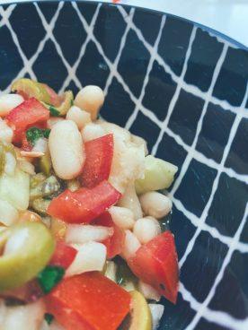 La ensalada pedorra
