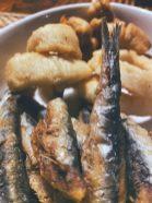 Pescadito frito como si estuvieras en el chiringuito