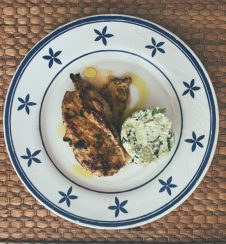 El filete de pollo a la «soy guay y lo sabes»