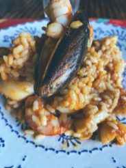 Paella low cost
