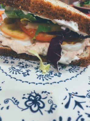 El sándwich güey