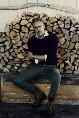 O estilista Michael Bastian é tão intusiasta da cargo que a peça sempre marca presença em suas coleções.