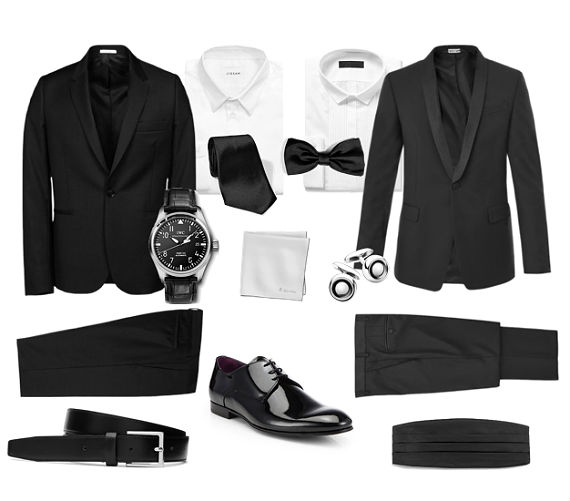 O Que Vestir em um Casamento - Um Guia Para Homens