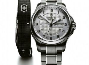 619e6c9dbe9 Victorinox Inclui Dois Novos Modelos de Relógios no Kit Officer s