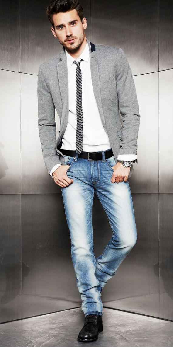 look_certo_blazer_malha_gravata_skinny