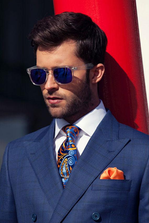 c28b2a345ec53 Apesar dos óculos escuros masculinos clássicos se enquadrarem bem em quase  todas as ocasiões