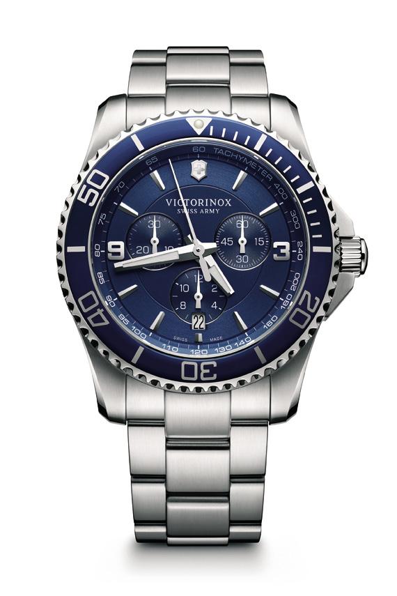 Victorinox-Maverick-Mostrador-azul-com-bracelete-de-aco