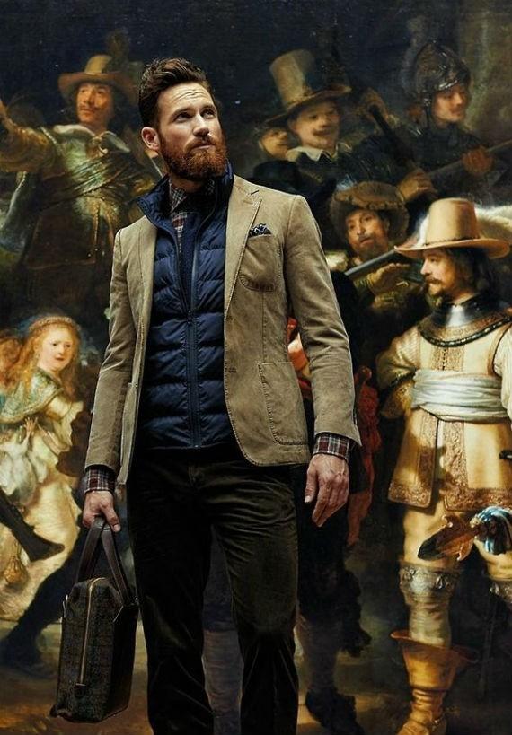 Guia de Roupas Masculinas Para o Inverno Elegante - Blazer