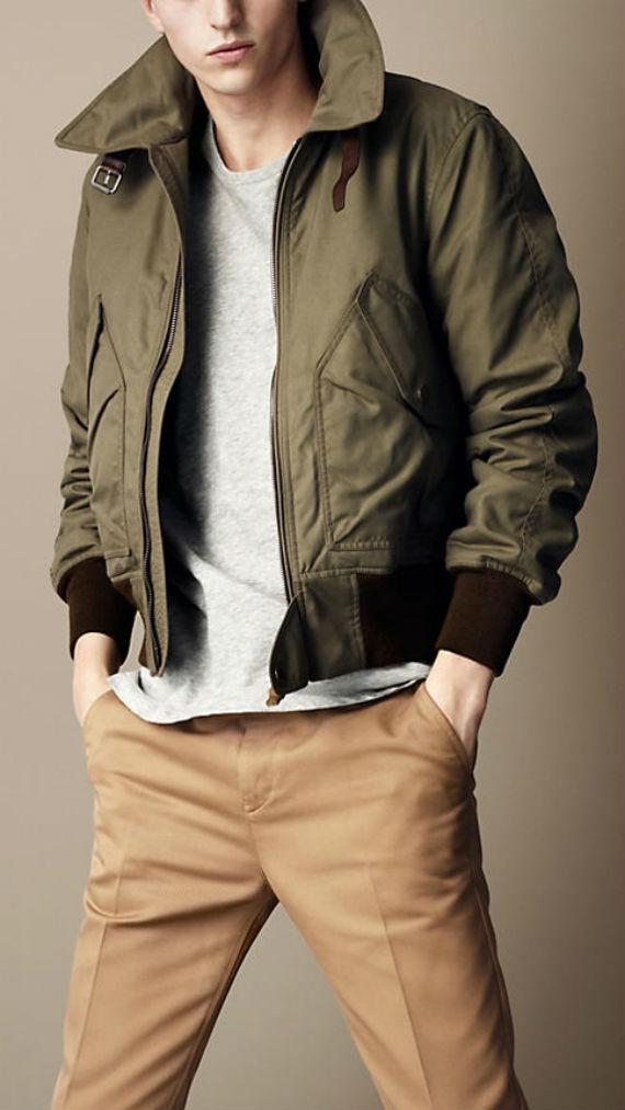 moda-masculina-militar-oculos-jaqueta-bomber