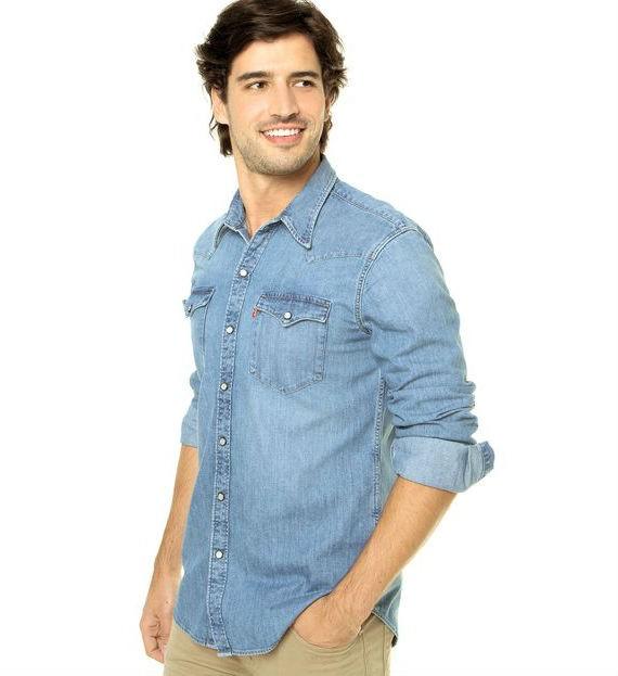 camisa-levis-jeans-azul-dafiti