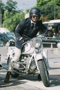 Distinguished Gentleman's Ride
