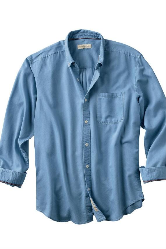 tecidos adequados para os homens no verão - tencel