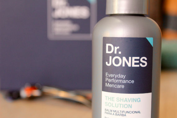 Dr Jones - The Shaving Solution