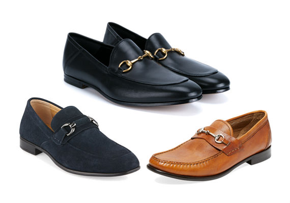loafers masculinos - horsebit loafers