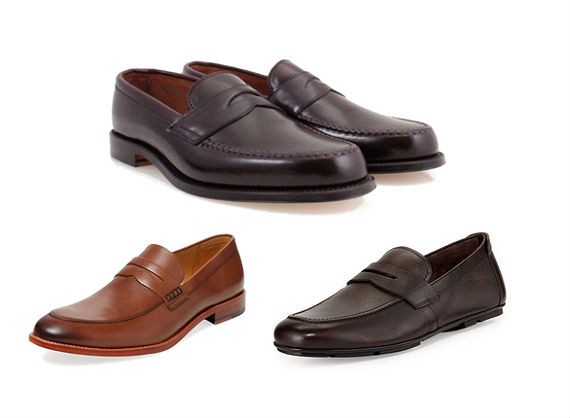 loafers masculinos - penny loafers
