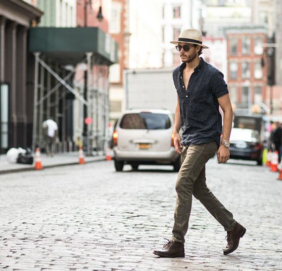 9 Coisas Que o Brasileiro Ignora na Moda Masculina - Chapéus