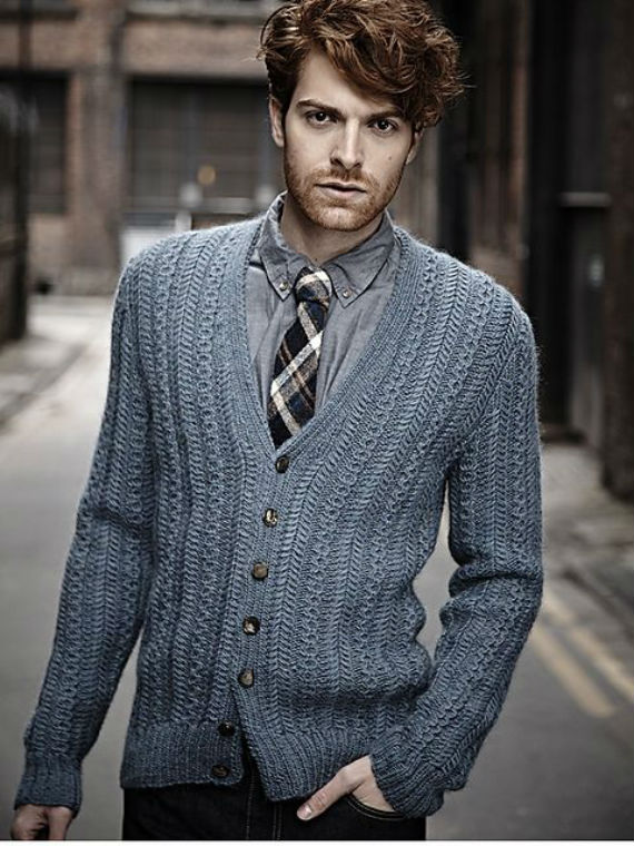 Estilo para homens muito magros - roupas com relevo
