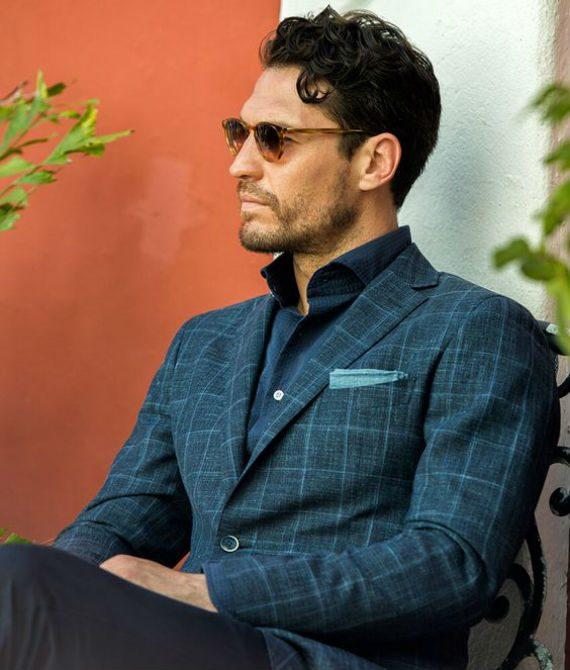 business casual masculino - blazers e casacos