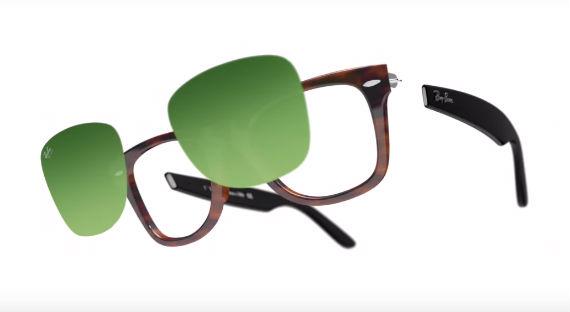 Ray-Ban Tem Plataforma de Customização de Óculos Online