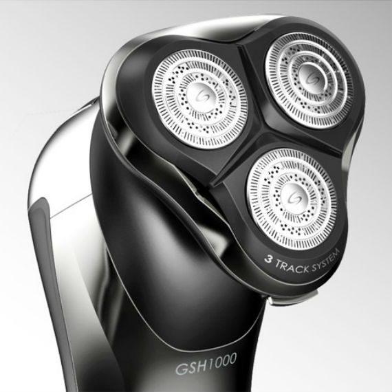 Testamos: Barbeador Elétrico GA.MA Italy GSH 1000