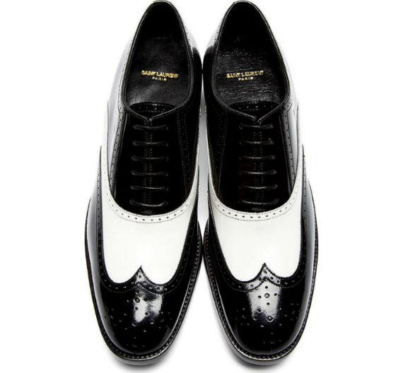Sapato Brogue - Spectator Shoe