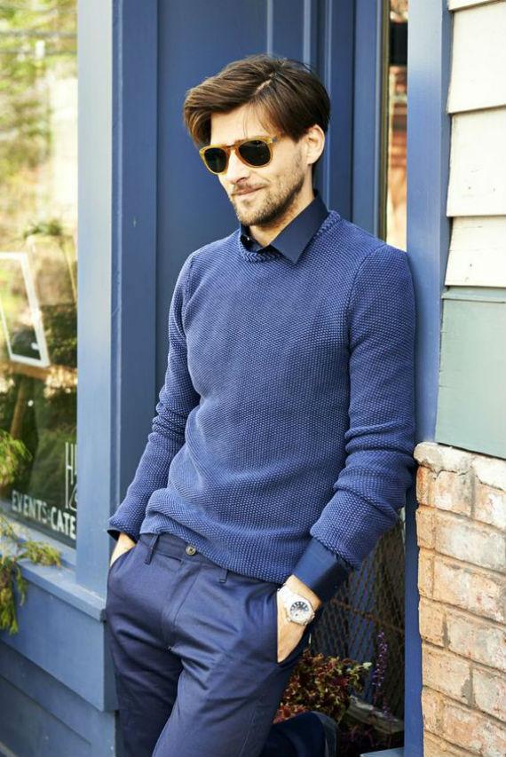 look-monocromatico-azul