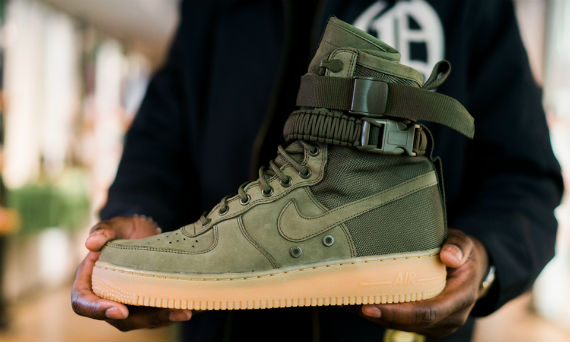 47a61e401 Vídeo: Special Field Nike Air Force 1 - Canal Masculino