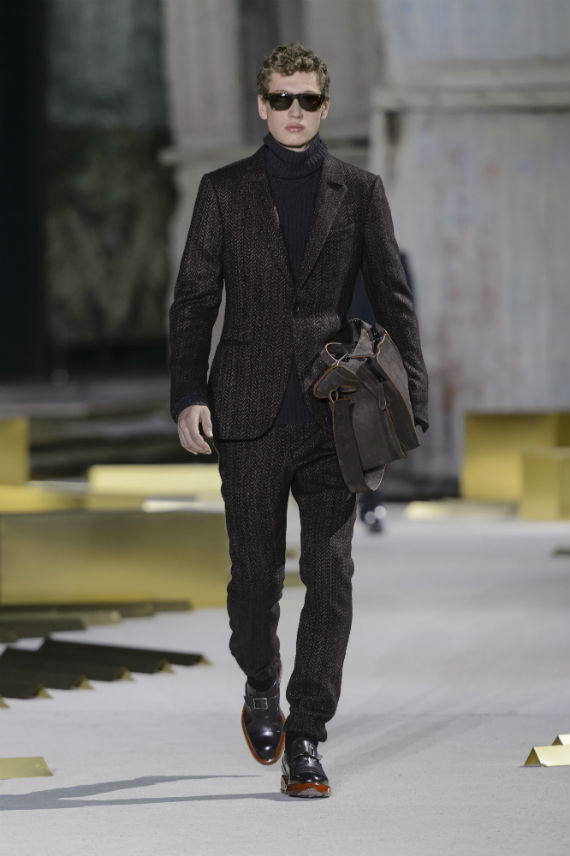 Galeria de Fotos: Ermenegildo Zegna Fall/Winter 2017