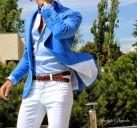 look-calca-branca-blazer-azul