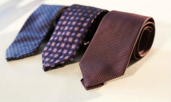 Tipos de Tecidos para Gravatas