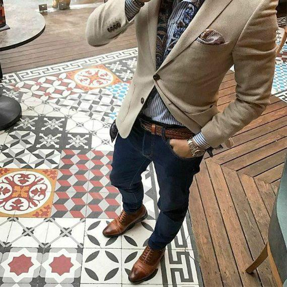 Combinação perfeita de roiupas masculinas para qualquer ocasião
