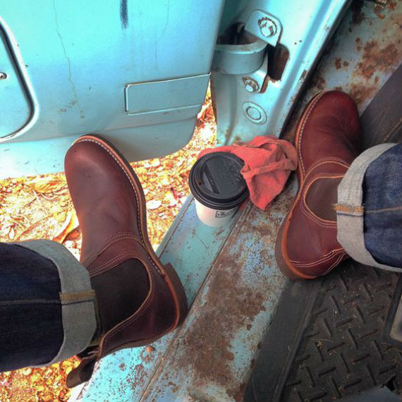 Onde comprar sapatos e botas da Red Wing Shoes