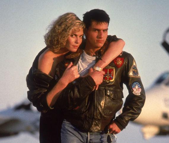 O Que É e Como Surgiu a Jaqueta Bomber - Tom Cruise