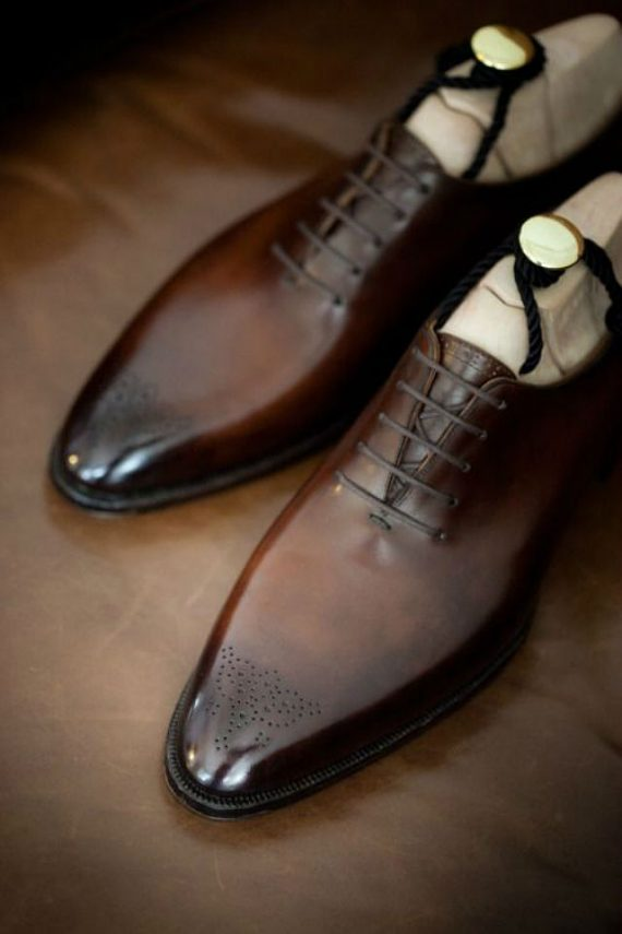 Dica: Roupas Elegantes Pedem Sapatos à Altura