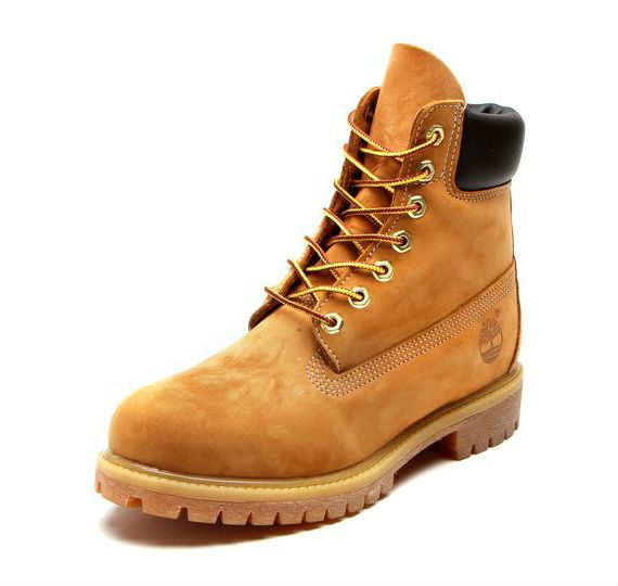 Yellow Boot Timberland