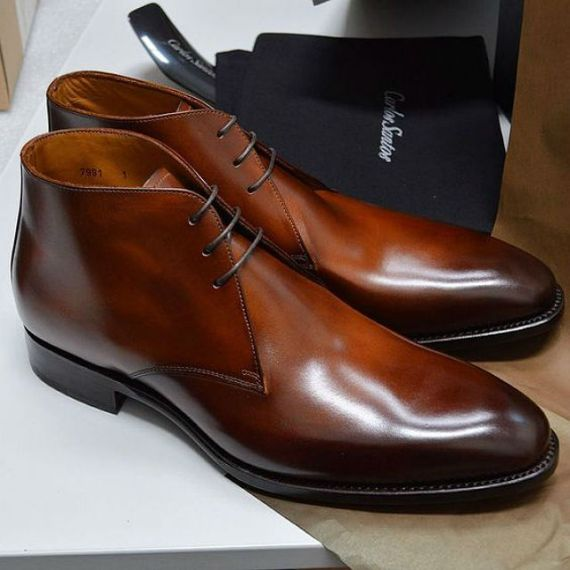 Dress Boots - Bota Chukka