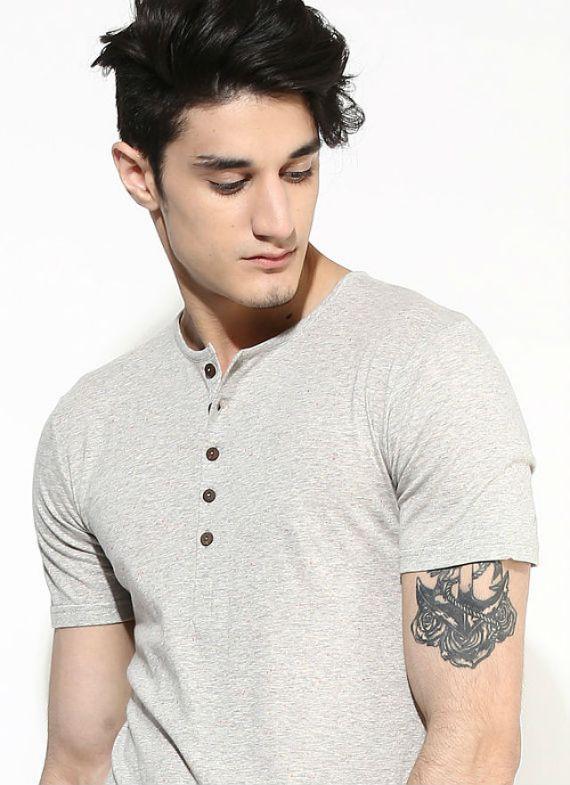 Camisa Henley / Gola Portuguesa: Onde comprar?
